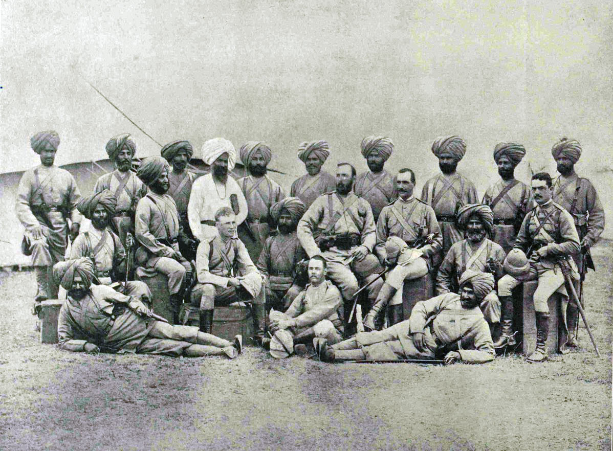 Captain Ross with 14th Sikhs: Siege and Relief oaf Chitral, 3rd March to 20th April 1895 on the North-West Frontier of India
