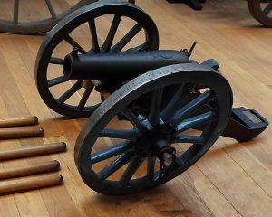 British 7 pounder RML Mountain Gun: Black Mountain Expedition, 1st March 1891 to 29th May 1891 on the North-West Frontier in India: Firepower Museum