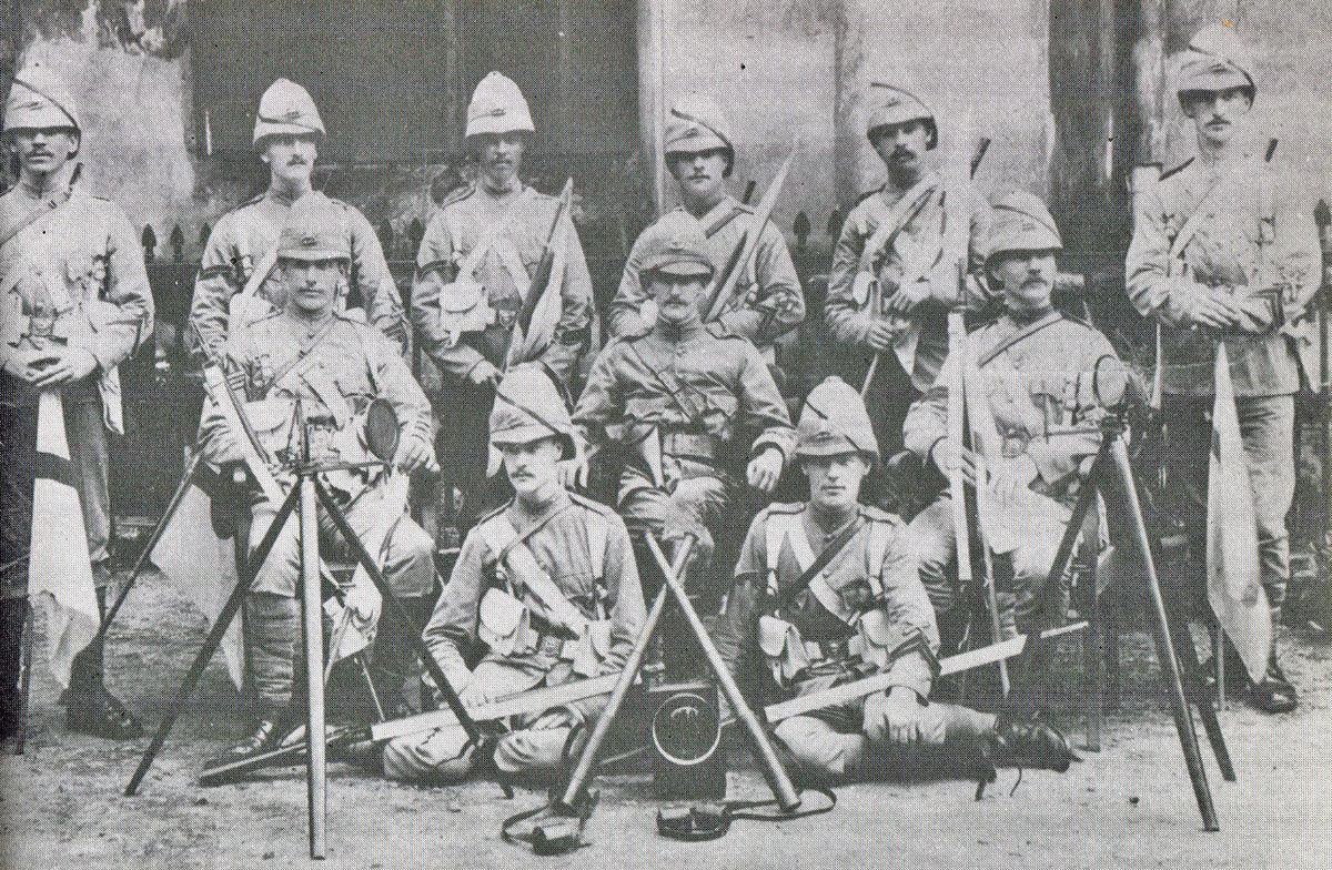 Signallers of 1st Buffs: Siege and Relief of Chitral, 3rd March to 20th April 1895 on the North-West Frontier of India