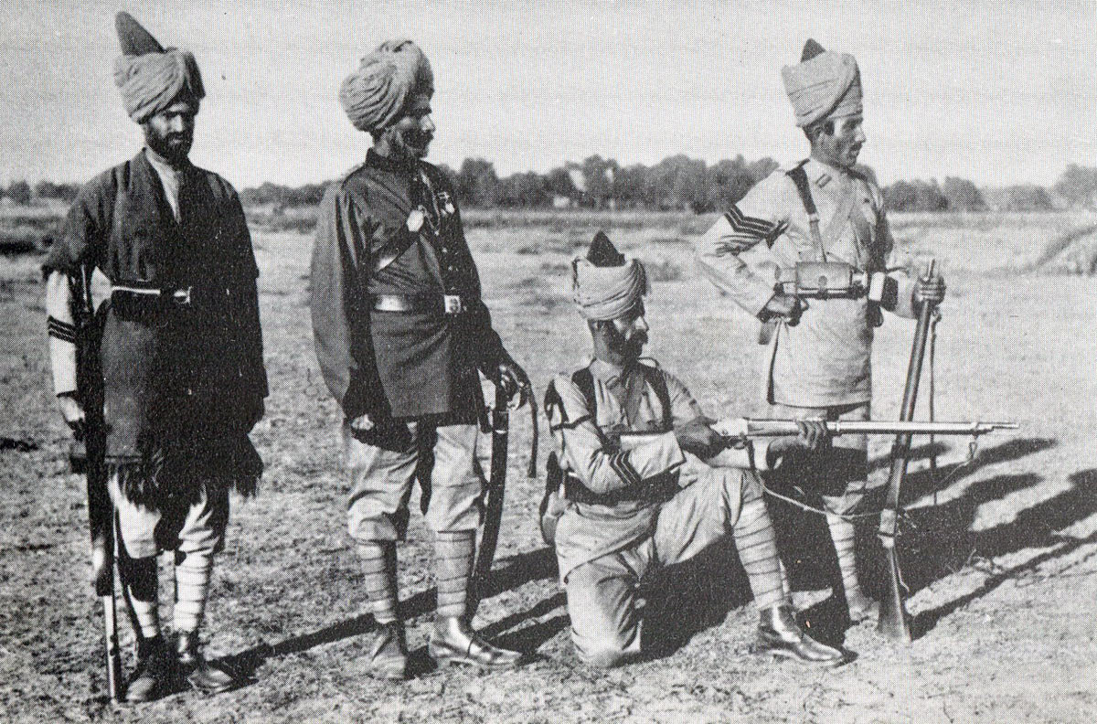 Guides Infantry: Siege and Relief oaf Chitral, 3rd March to 20th April 1895 on the North-West Frontier of India
