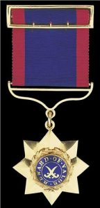 Indian Order of Merit: Waziristan campaign 3rd November 1894 to March 1895 on the North-West Frontier of India