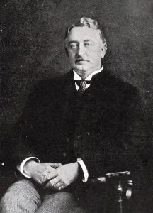 Right Honourable Cecil Rhodes: Siege of Kimberley, 14th October 1899 to 15th February 1900 during the Great Boer War