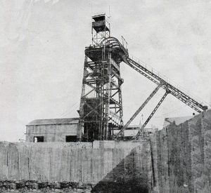 De Beers Mine: Siege of Kimberley, 14th October 1899 to 15th February 1900 during the Great Boer War