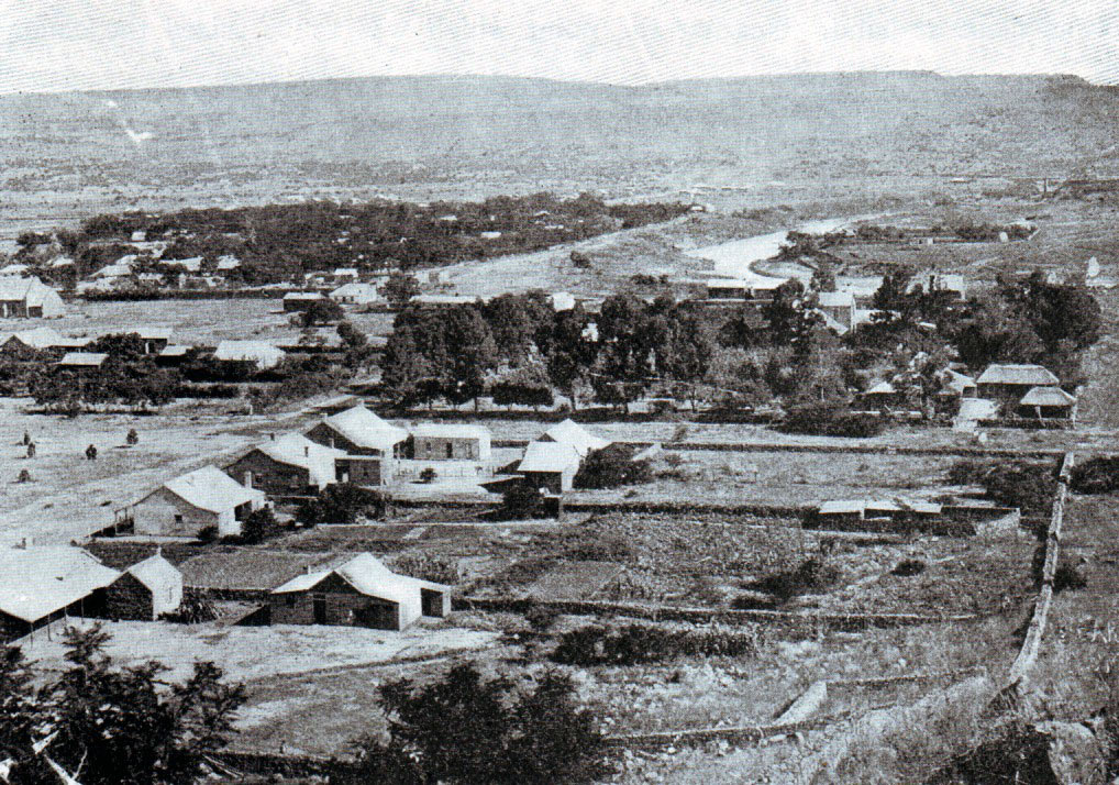 Ladysmith and the Klip River: Siege of Ladysmith, 2nd November 1899 to 27th February 1900 in the Great Boer War