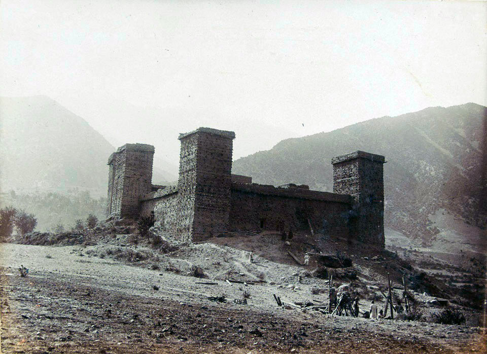 Mastuj Fort: Siege and Relief of Chitral, 3rd March to 20th April 1895 on the North-West Frontier of India