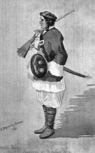 Jandoli soldier: Siege and Relief of Chitral, 3rd March to 20th April 1895 on the North-West Frontier of India