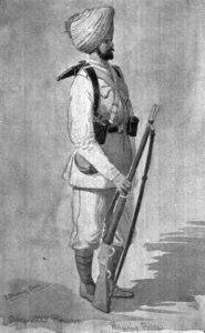 Sepoy of the 32nd Sikh Pioneers: Siege and Relief of Chitral, 3rd March to 20th April 1895 on the North-West Frontier of India