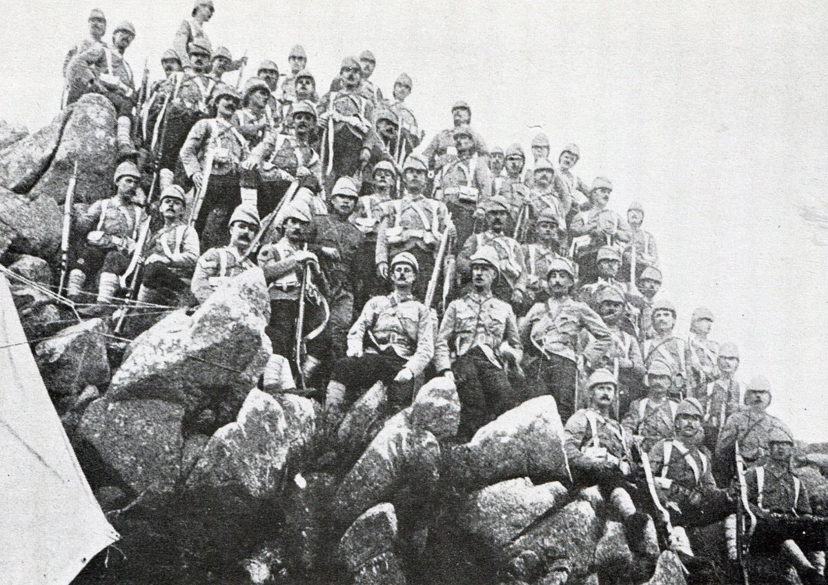 2nd King's Own Scottish Borderers: Siege and Relief of Chitral, 3rd March to 20th April 1895 on the North-West Frontier of India
