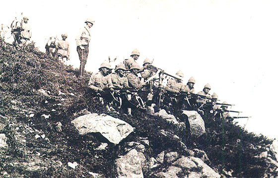 Gordon Highlanders Maxim Gun detachment: Siege and Relief of Chitral, 3rd March to 20th April 1895 on the North-West Frontier of India