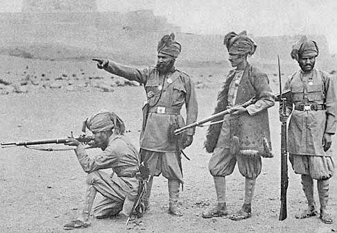 Khyber Rifles: Black Mountain Expedition, 1st March 1891 to 29th May 1891 on the North-West Frontier in India