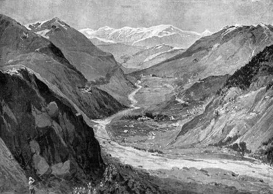 The Panjkora Valley: Siege and Relief of Chitral, 3rd March to 20th April 1895 on the North-West Frontier of India