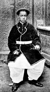 Shuja-ul-Mulk, Mehtar of Chitral: Siege and Relief of Chitral, 3rd March to 20th April 1895 on the North-West Frontier of India