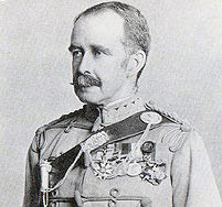 Lieutenant Colonel William Meiklejohn, commandant of the 20th Punjabis: Waziristan campaign, 3rd November 1894 to March 1895, on the North-West Frontier of India
