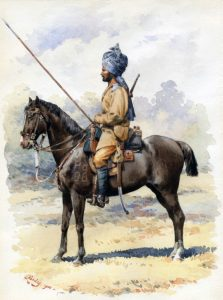 13th Bombay Lancers: Mohmand Field Force, 7th August to 1st October 1897, North-West Frontier of India