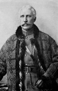 Major-General Sir Bindon Blood KCB, commander of the Malakand Field Force: Malakand Rising, 26th July to 22nd August 1897 on the North-West Frontier of India