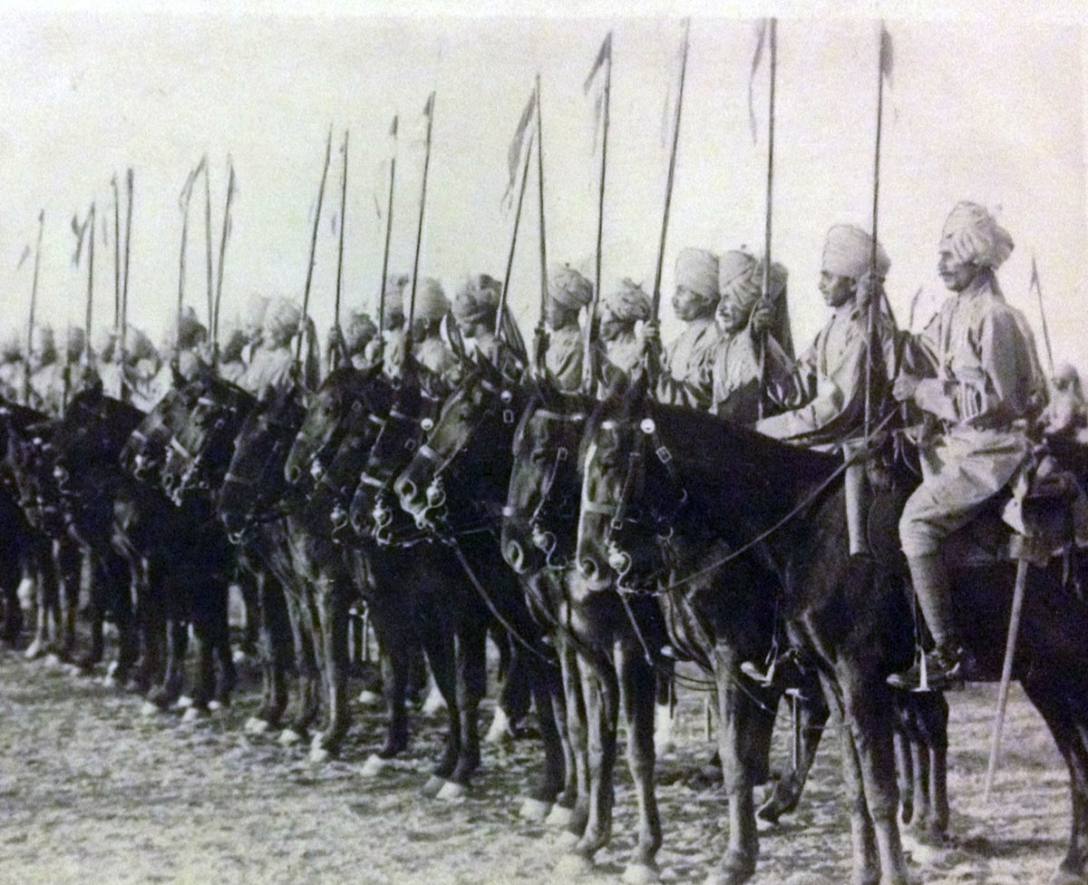 Jodhpur Lancers: Mohmand Field Force, 7th August to 1st October 1897, North-West Frontier of India