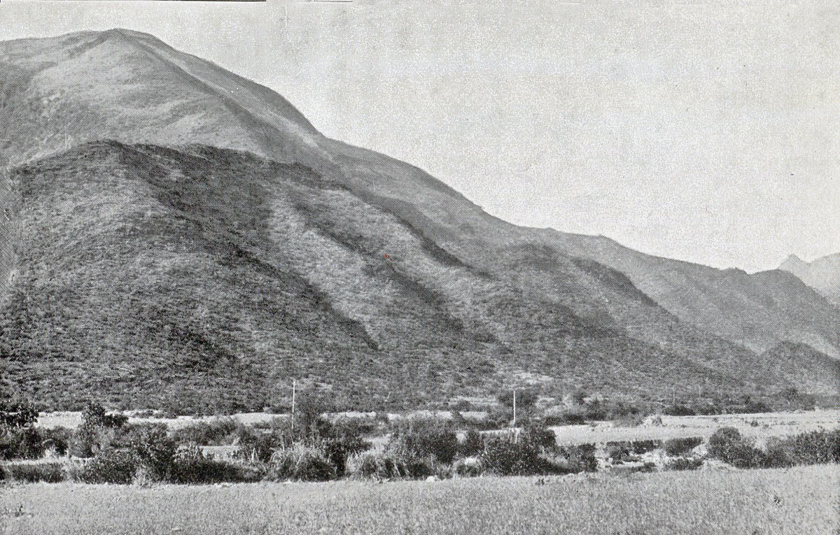 Malakand Pass: Malakand Rising, 26th July to 22nd August 1897 on the North-West Frontier of India
