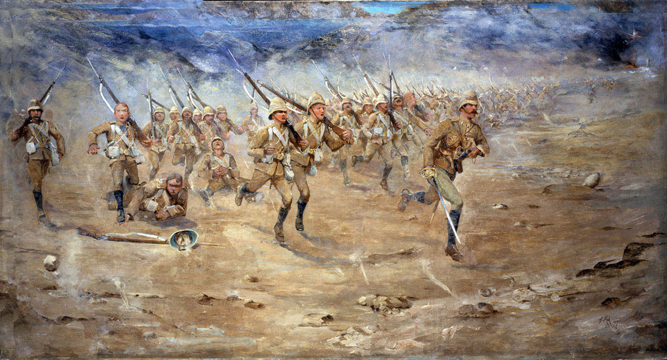 'Return of the Fore and Aft': Malakand Rising, 26th July to 22nd August 1897 on the North-West Frontier of India
