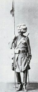 Sowar of 11th Bengal Lancers: Mohmand Field Force, 7th August to 1st October 1897, North-West Frontier of India