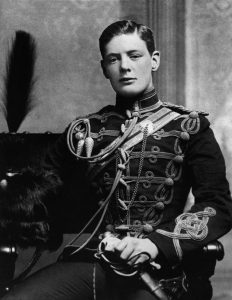 Winston Churchill as a 19 year old officer of the 4th Hussars: Malakand Rising, 26th July to 22nd August 1897 on the North-West Frontier of India