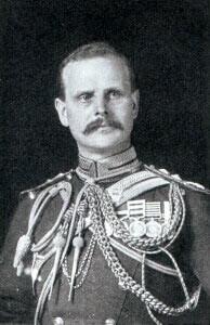 Lieutenant General William Birdwood commander of the ANZAC Corps on Gallipoli