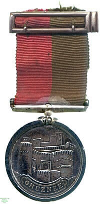 Ghuznee Medal: Battle of Ghuznee on 23rd July 1839 in the First Afghan War