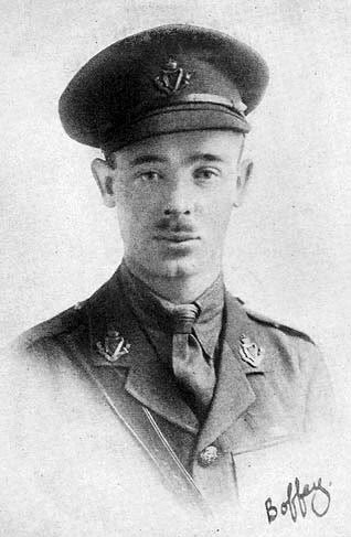 Captain Jocelyn Hardy DSO, MC and Bar: Battle of Le Grand Fayt on 26th August 1914 in the First World War