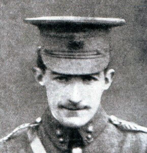 Captain Wright Royal Engineers awarded the Victoria Cross for his conduct at Mons and the Aisne. Captain Wright was killed on 14th September 1914: Battle of the Aisne, 10th to 13th September 1914 in the First World War