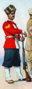 Havildar, 31st Punjab Infantry by AC Lovett