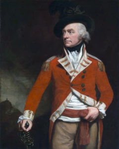 Officer of the 74th Highland Regiment in India: Battle of Assaye on 23rd September 1803 in the Second Mahratta War in India