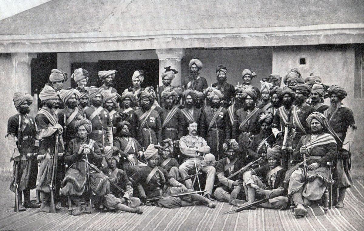 20th Bengal Native Infantry (Brownlow's Punjabis): Battle of Ali Masjid on 21st November 1878 in the Second Afghan War