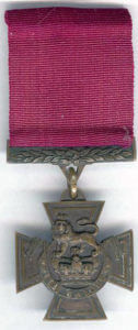 Victoria Cross: Battle of Rorke's Drift on 22nd January 1879 in the Zulu War