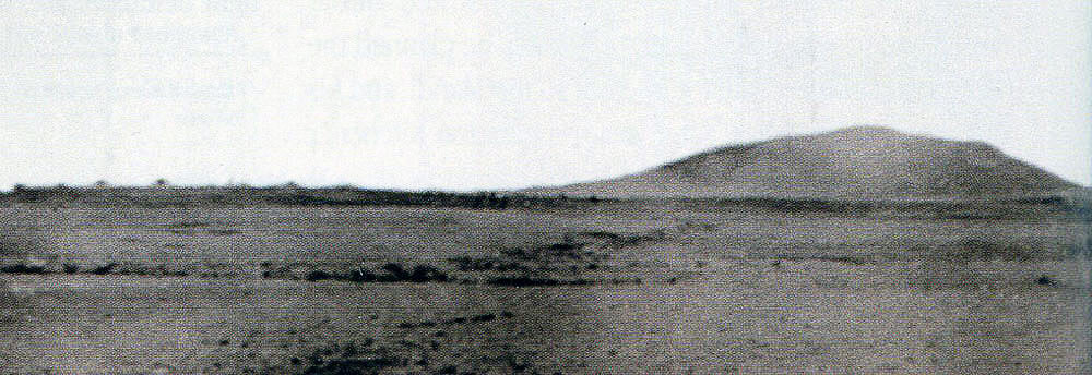 Advancing Dervish line at the beginning of the Battle of Omdurman on 2nd September 1898 in the Sudanese War