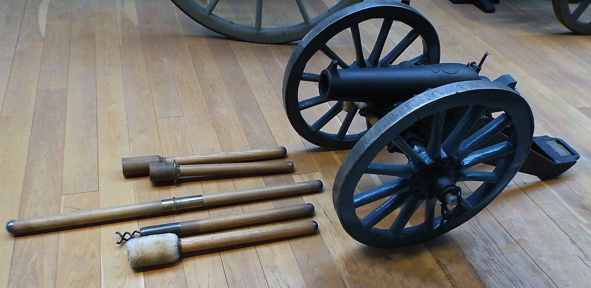 British 7 pounder RML mountain gun: Battle of Ali Masjid on 21st November 1878 in the Second Afghan War: Firepower Museum