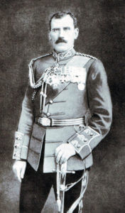 Colonel Hector McDonald: Battle of Atbara on 8th April 1898 in the Sudanese War
