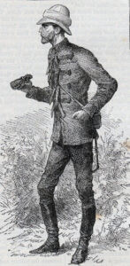 Lord Chelmsford, British commander at the Battle of Ulundi on 4th July 1879 in the Zulu War