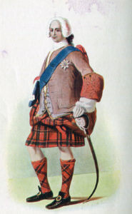 Prince Charles Edward Stuart: Battle of Prestonpans on 21st September 1745 in the Jacobite Rebellion