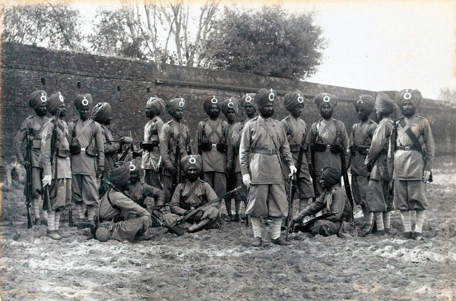 45th Rattray's Sikhs: Battle of Ali Masjid on 21st November 1878 in the Second Afghan War