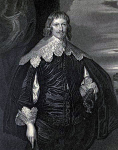 Earl of Newcastle, Royalist commander at the Battle of Marston Moor 2nd July 1644 in the English Civil War