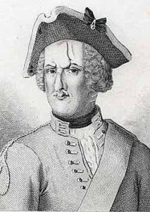 Dragoon Thomas Brown of Bland's King's Own Royal Dragoons: Battle of Dettingen fought on 16th June 1743 in the War of the Austrian Succession