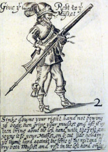 Musketeer in the English Civil War: First Battle of Newbury 20th September 1643 in the English Civil War