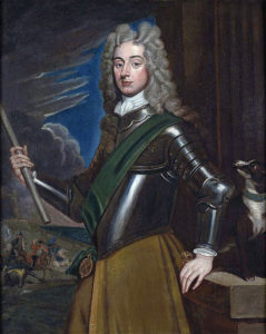 Earl of Stair British Commander at the Battle of Dettingen fought on 16th June 1743 in the War of the Austrian Succession