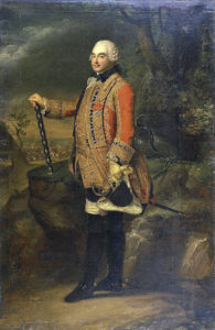 Prince Soubise, French commander at the Battle of Vellinghausen on 15th July 1761 in the Seven Years War