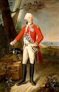 Lieutenant General the Marquis de Castries: Battle of Kloster Kamp on 15th October 1760 in the Seven Years War