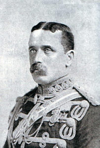 General French commander of the British force at the Battle of Elandslaagte on 21st October 1899