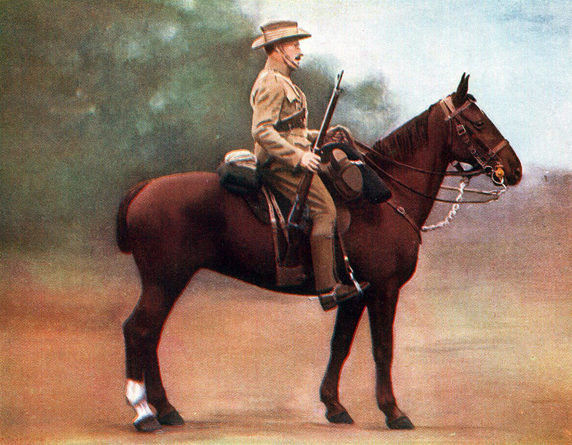 Imperial Light Horse sergeant. The Imperial Light Horse played a key infantry role at the Battle of Elandslaagte on 21st October 1899, two of its captains winning the Victoria Cross and its commanding officer Lieutenant Colonel Chisholme killed leading the attack