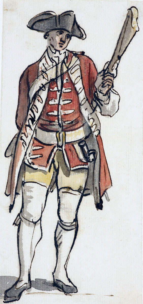 General Braddock's Defeat on the Monongahela in 1755 Part 11