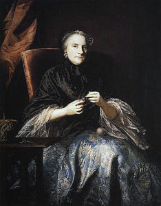 Anne, 2nd Countess of Albemarle in later life