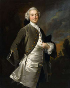 Willem Anne van Keppel, 2nd Earl of Albemarle 'Lord Albemarle'