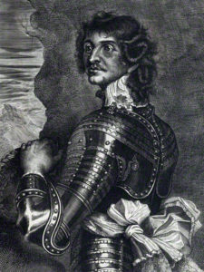 Richard Neville, Earl of Warwick, known as 'Warwick the Kingmaker': Second Battle of St Albans, fought on 17th February 1461 in the Wars of the Roses
